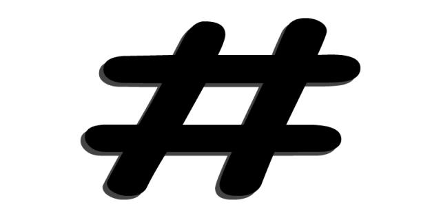 Hashtag ve Pazarlama