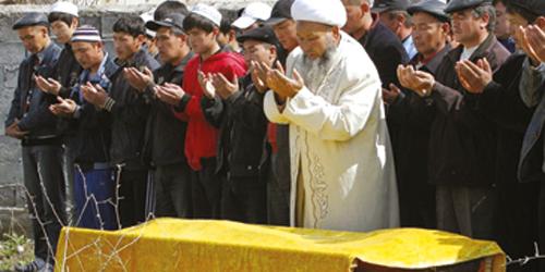 Kırgız Türklerinde Ölü Gömme Törenleri
