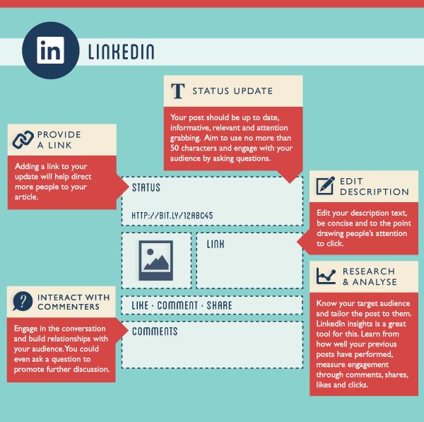 linkedin infografik