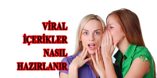 Viral İçerik Nedir? Viral İçeriğin Püf Noktaları