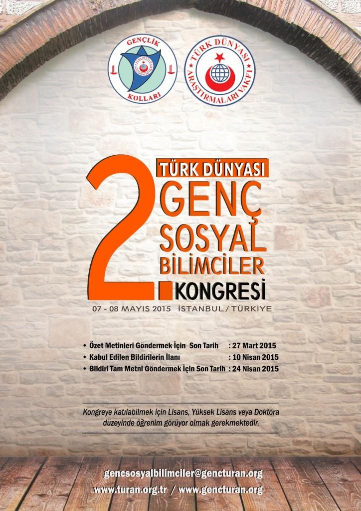turk dunyasi genc sosyal bilimciler kongresi
