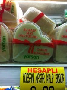 yorsan kasar peynir sevgililer gunu