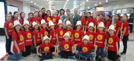 Türk Dünyası Çocukları İstanbul'da Buluştu